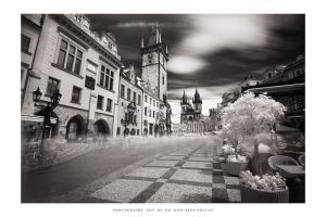 Prague Noir - I by DimensionSeven