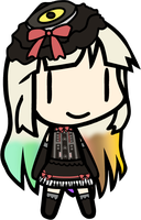 Walfas commission - Vocaloid Mayu (X2) by Rumiflan