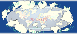 Expanding Earth (the 4d Pionear) by ReaverPan