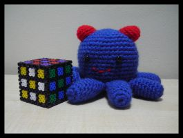 Mini cube by Synfull