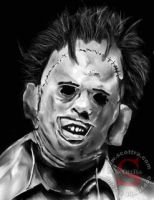 Leatherface by ScOttRa