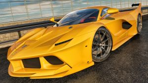 2015 Ferrari FXX K by SamCurry