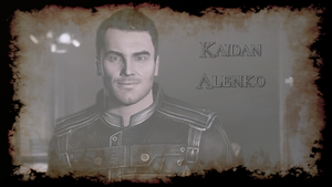 Kaidan Alenko Wallpaper by Kanagosa