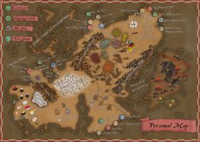 Personal Map by Sapiento