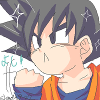 goten bling by kotenka1984