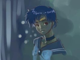Sailor Mercury by coffingirl