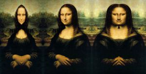 monalisa times three by 1amm1