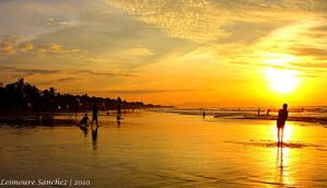 Sunset 1 by lee-sutil