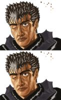 Guts Digital Painting by ccs1989
