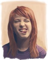Hayley by ilovewhatIdo06