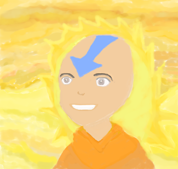 Aang by brittanythevamp