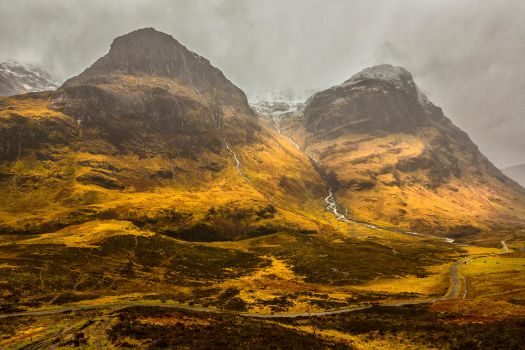 Glencoe by newcastlemale