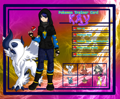KAY: Pokemon X and Y by zoro4me3