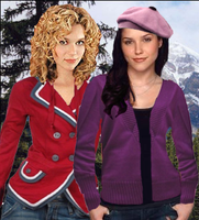 Sophia+Hilarie are Wendy+Bebe by chiquisalvadore