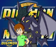 Digimon by Dragon-Wing-Z