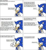 Brawl Interviews - Sonic by The-DCE