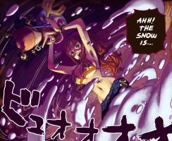 One Piece Ch.686 Nami by Hari-Jizo