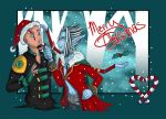 GR: Christmas 2011 by TouchedVenus