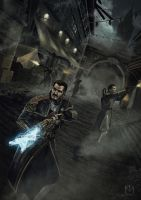 The Order 1886 Art NOISE by MyPseudonym7