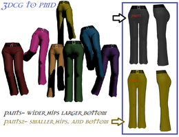 MMD- Pants -Download by MMDFakewings18