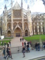Westminster Abbey by Saliona93