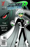 Danny Phantom Rebirth teaser by slifertheskydragon