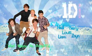 One Direction Wallpaper by MiqaRevengeRevenge