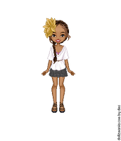 China Anne McClain by jazzgirl3223