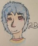 2-D by airestheragoncat