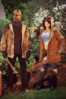 Fem Jason Voorhees: Double Trouble by HarleyTheSirenxoxo