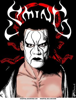 Sting by andepoul