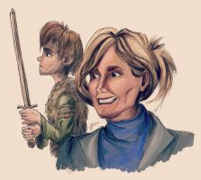 Cressida Cowell: A Hero is Forever by inhonoredglory