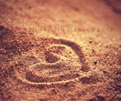 sand heart.. by addy-ack