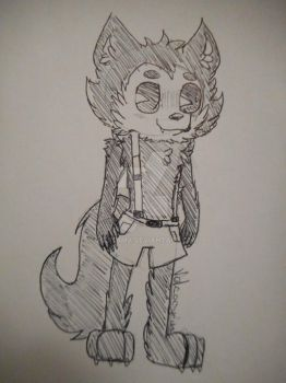 Doodle - Another Borris by Volcagnion