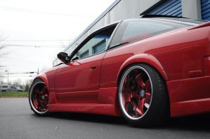 Nissian 240sx Lower View by ticklemeimsexy