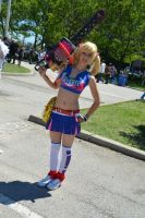 Juliet Starling: Anime North by arienettee