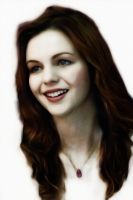 Amber Tamblyn by alubb77