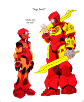 Tahu meets... huh? by NickinAmerica