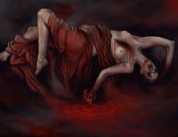 Bloodlust by Blacleria