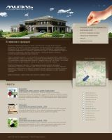 Miel Realty site by abeer