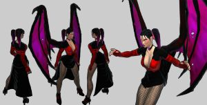 Bloodlust Style Sheet by MorgensternX
