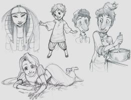 Doodles by curry23