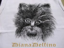 Blouse12cat by DianaDelfino