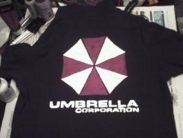 Selfmade Umbrella hoodie (undone) by Pierrot307