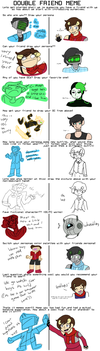 Draw meme // With AbsentmindedJayden by Soulfire402