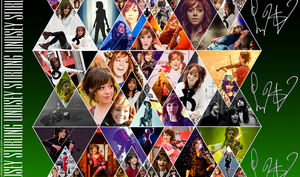 Lindsey Stirling Collage Project by MrArinn