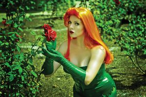 Poison Ivy Cosplay by Kapalaka