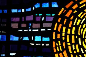 Stained Glass I by merribelle
