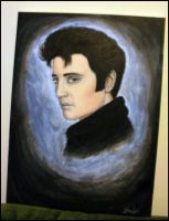 Elvis by WithinItAll