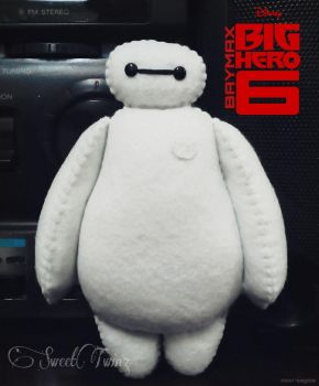 BAYMAX by SongAhIn